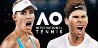 AO International Tennis PC