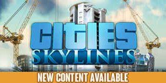 Cities Skylines PC