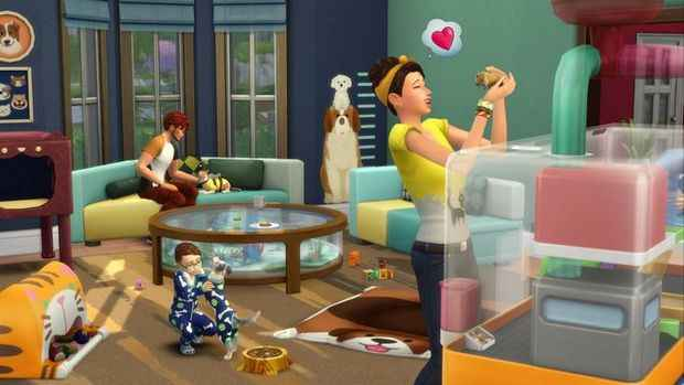 The Sims 4 Torrent İndir - Full Türkçe + DLC v1 54 120 1020