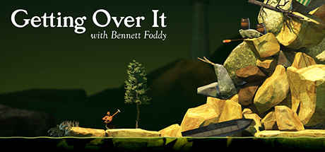 Getting Over It with Bennett Foddy PC
