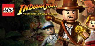 LEGO Indiana Jones PC