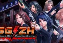 SG-ZH School Girl-Zombie Hunter PC