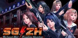 SG-ZH School Girl-Zombie Hunter PC