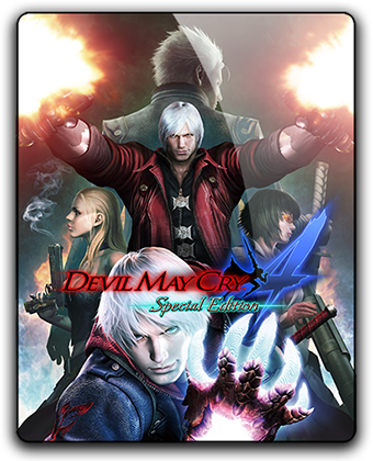 Devil May Cry 4 Special Edition İndir - Full - Tüm DLC Bonus