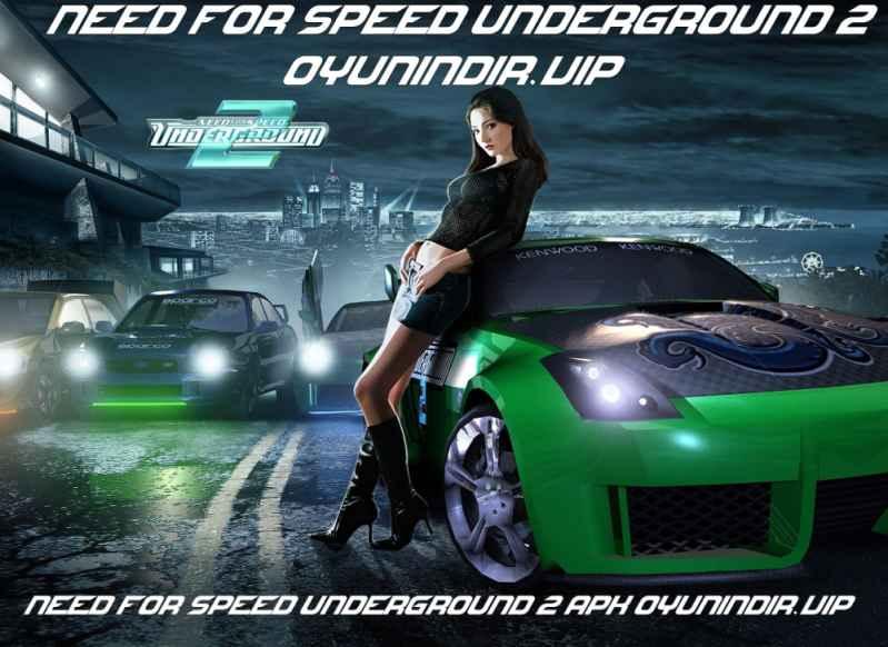 nfs underground 2 apk