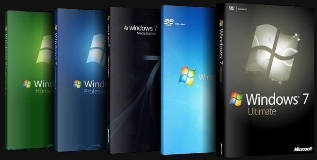 Windows 7 İndir Temmuz 2019 Güncel
