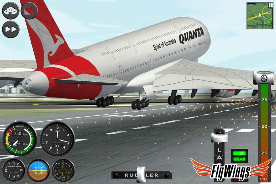 Flight 787 Advanced Apk İndir - Tam Sürüm v1 9 3 | Oyun