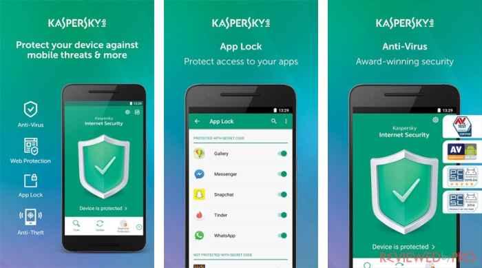 kaspersky mobile antivirus apk premium