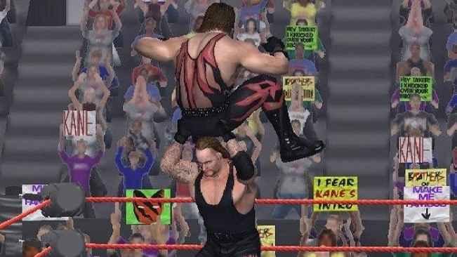WWE Smackdown vs Raw 2002 İndir - Full PC + Kurulum   Oyun İndir Vip - Program İndir Full PC Ve