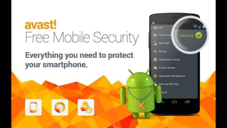 avast! Mobile Security Antivirus Apk İndir - Full Pro v6