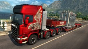 Euro truck simulator 2 indir, oyun indir, android oyun club