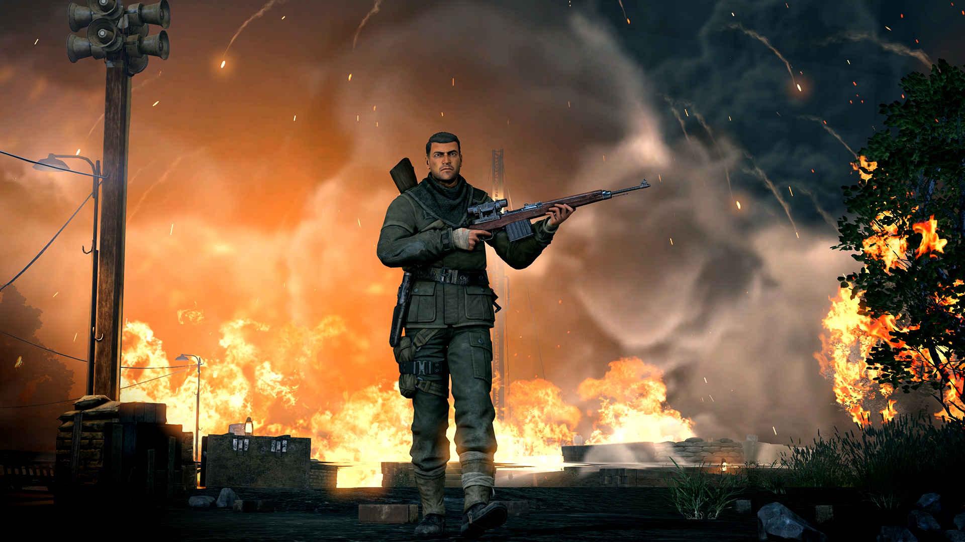 Sniper Elite V2 full indir