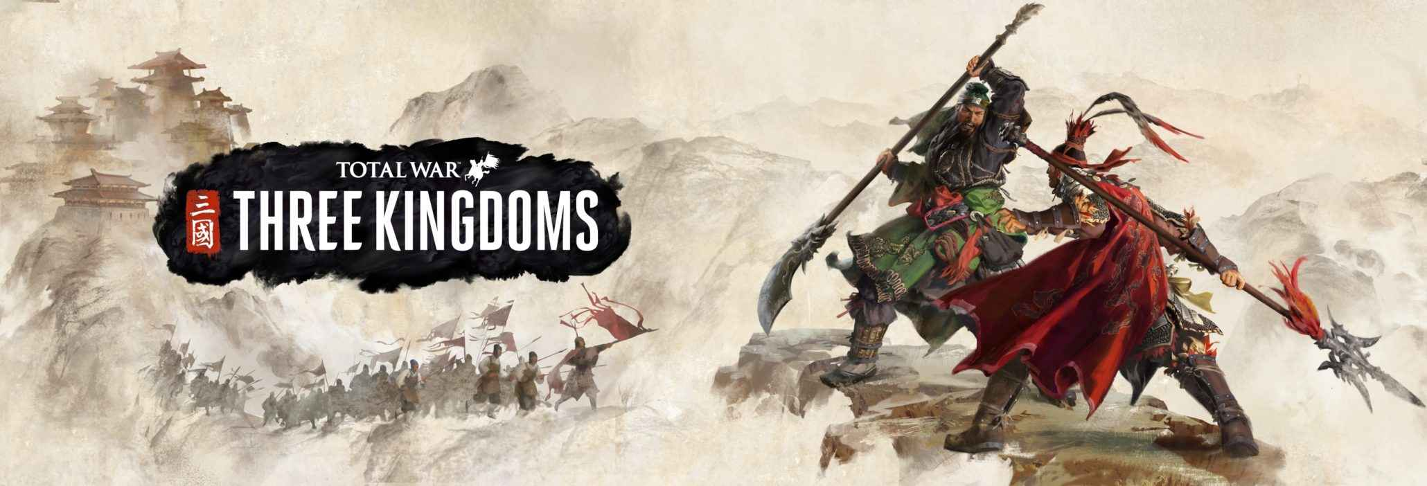 Total War Three Kingdoms Strateji Oyununu Tek Link İndir