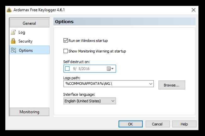 Ardamax Keylogger Türkçe