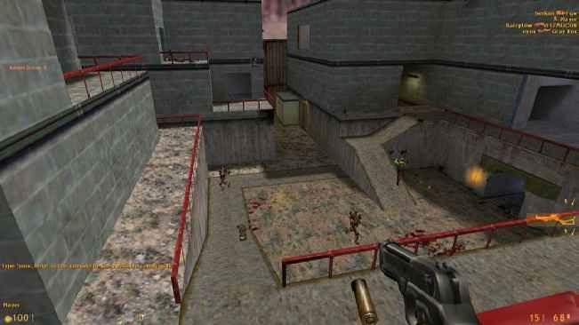 Half-Life ve Counter Strike 1 5 İndir - Full Botlu Türkçe +