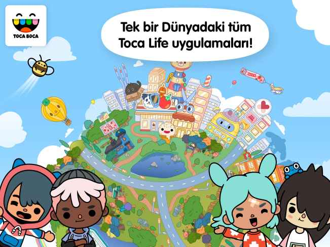 toca life world apk