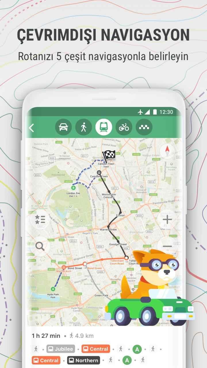 Maps Me Pro