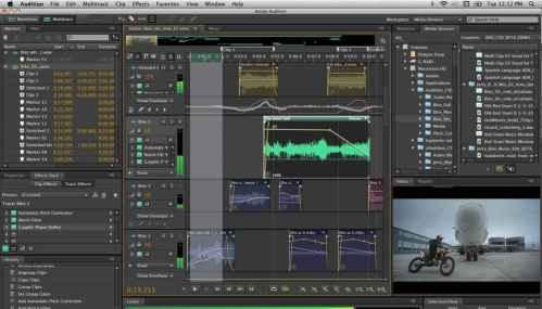 cant hear audio in premiere pro